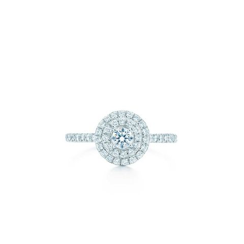 Soleste Diamond Ring