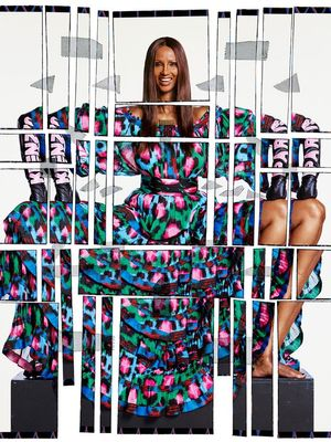 Finally: The First Kenzo x H&M Campaign Images Are Here
