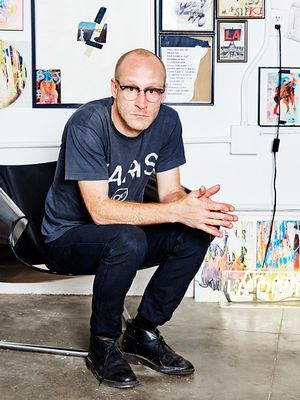 Artist in Residence: Inside Cold War Kids' Matt Maust's L.A. Studio