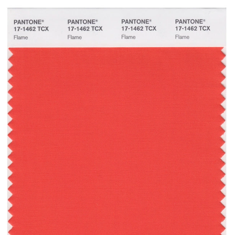 Smart Swatch 17-1462 Flame