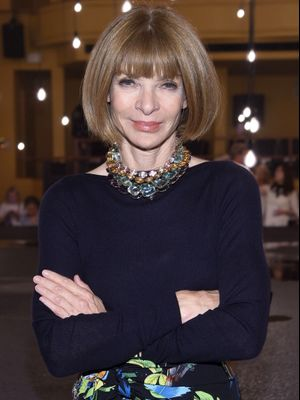 The Word Anna Wintour Thinks Is Overused