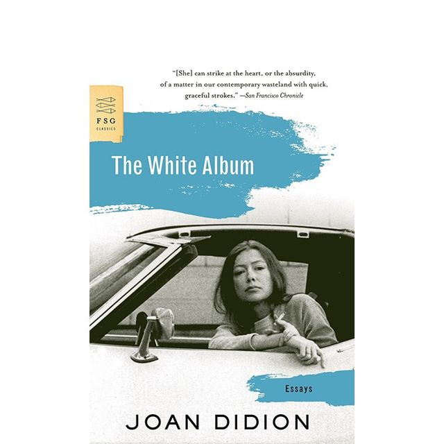 joan didion essay migraine Essays and criticism on joan didion - didion, joan (vol 14)  joan didion didion, joan (vol 14) - essay  for migraine-ridden as she is,.