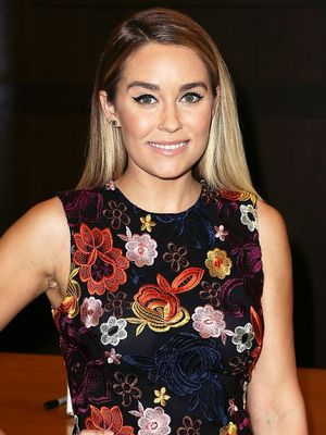 "Lauren Conrad Is ""Smitten"" With This Denim Style for Fall"