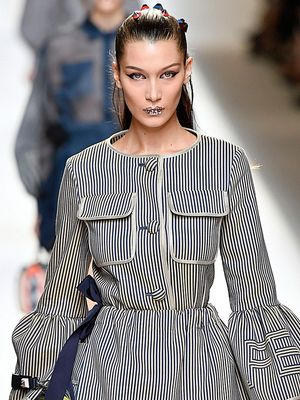 Our 5 Favorite Looks From the Fendi Runway
