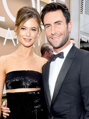 See the First Pic of Behati Prinsloo and Adam Levine's Baby Girl