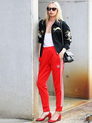 12 Pairs of Chic Track Pants to Wear Instead of Leggings
