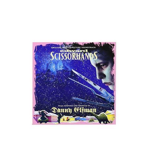 Edward Scissorhands Original Motion Picture Soundtrack LP by Danny Elfman