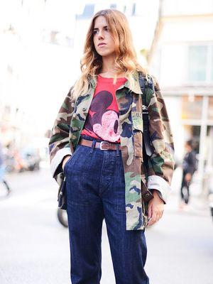 The Polarizing Print People Are Wearing Again