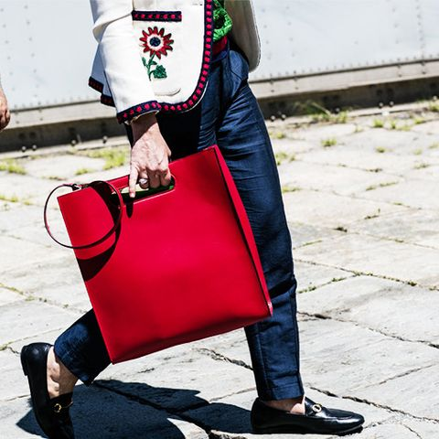 This Trend Will Make You Rethink the Mini Bag