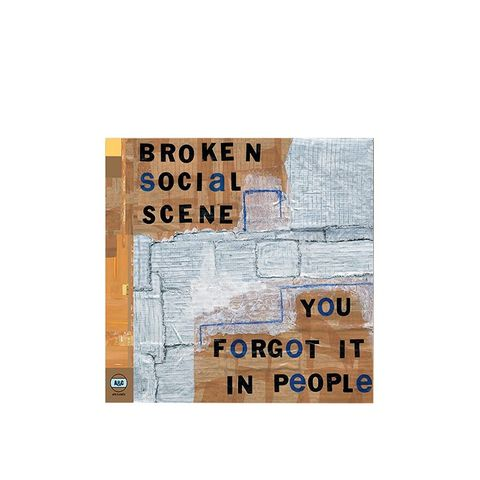 You Forgot It In People LP by Broken Social Scene