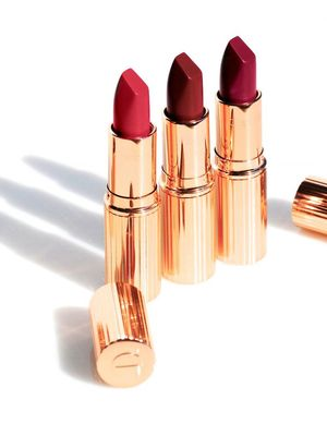 Now You Can Wear the Queen's Lipstick