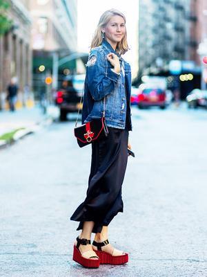 5 New Ways to Wear Your Favorite Jean Jacket