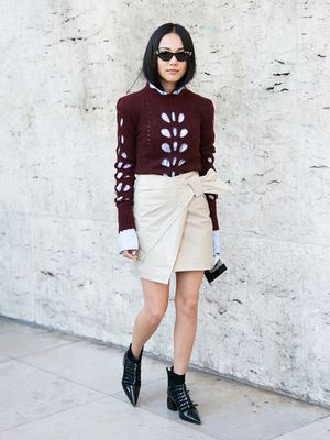 The Classic Layering Trick That's Always in Style