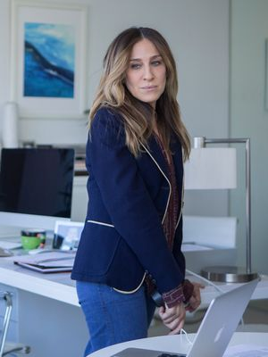 The Unexpected Source of SJP's New HBO Wardrobe