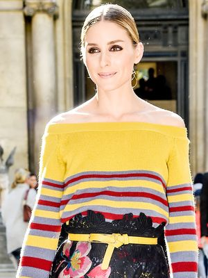 Olivia Palermo Will Make You Re-Think Fall Dressing With One Outfit