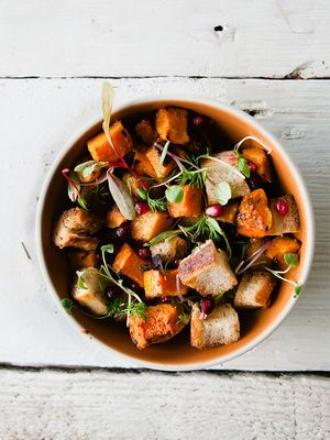 This Autumn Twist on Salad Is the Perfect Lunch for Work