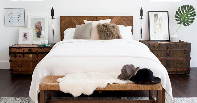 How to create a cool girl bedroom you 39 ll want to cosy up for Cozy bed ideas