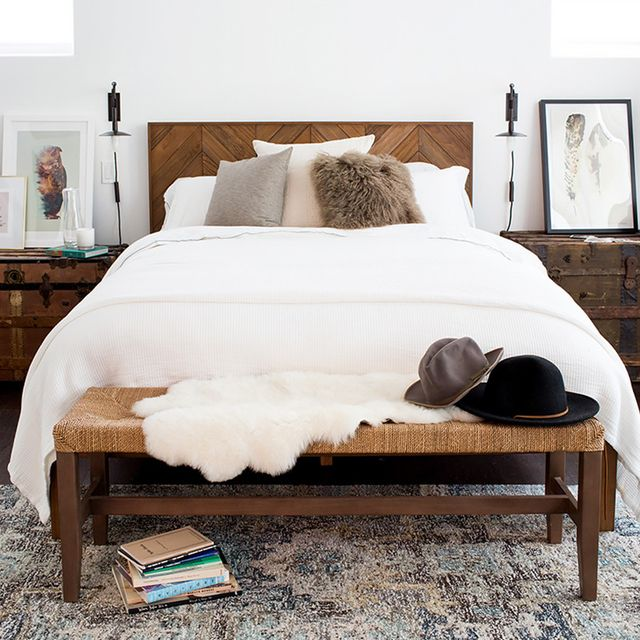 How to Create a Cool-Girl Bedroom You'll Want to Cosy Up In