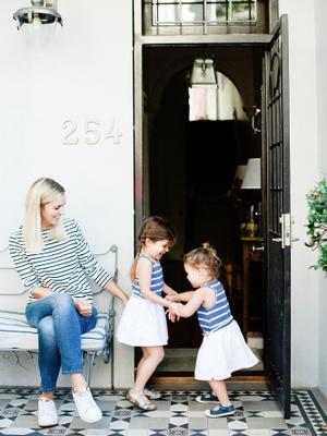 Step Inside This Ex-Vogue Editor's Charming Paddington Terrace