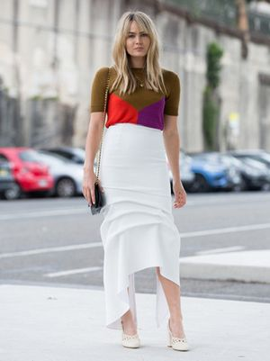 The Two-Item Outfit You'll Wear All October Long