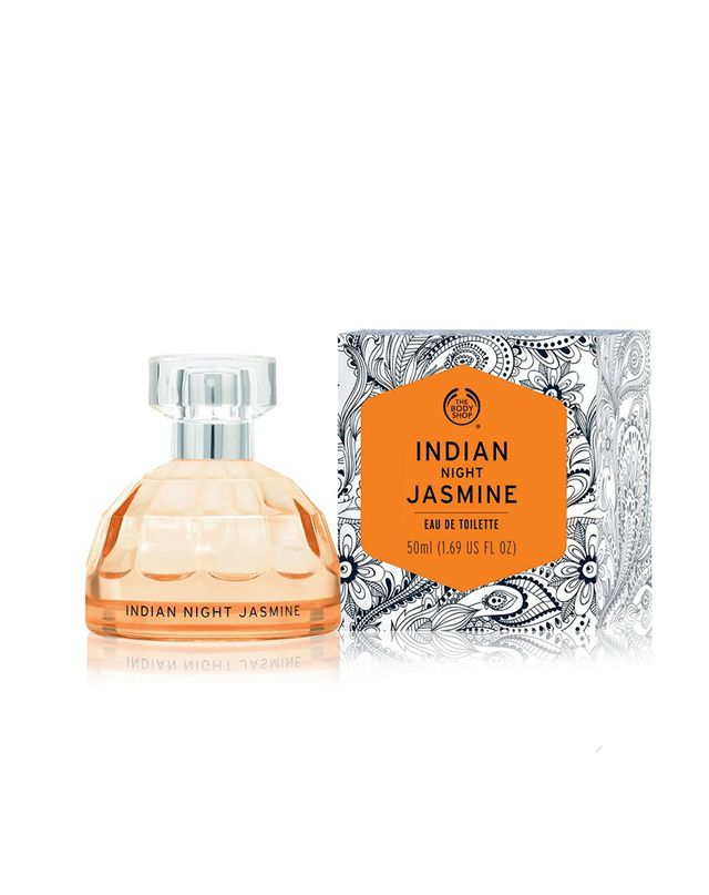 Jasmine Perfume Review | The Body Shop Indian Night Jasmine | The Accords Jasmine Edit