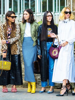 And the Breakout Street Style Star of Fashion Week Is…