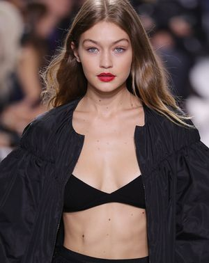 Gigi Hadid on Carbs, Working Out and Wearing Leggings as Pants