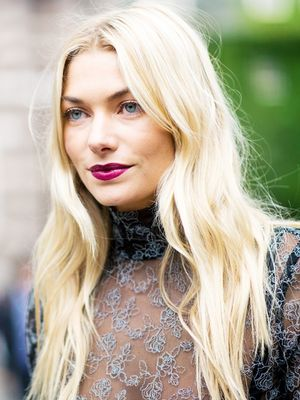 This Is the #1 Street Style Hair Trend From Fashion Month