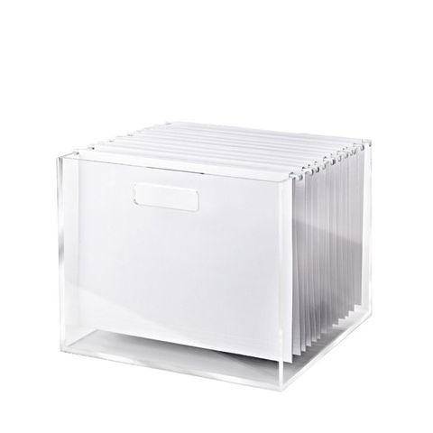 Acrylic File Box