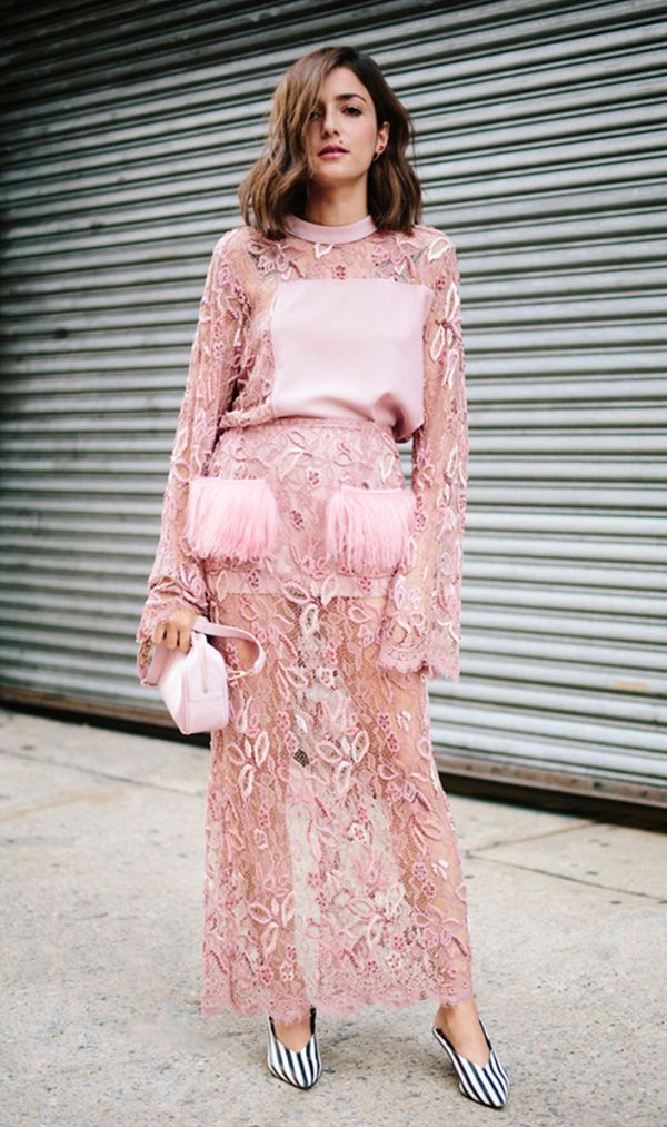 6 Street Style Outfits That Make Zara Look Expensive Whowhatwear