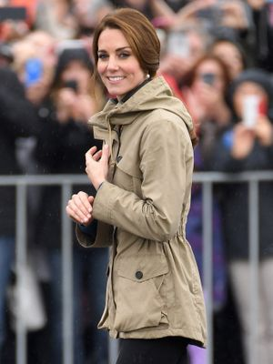 So Kate Middleton Owns the Same Sneakers as You