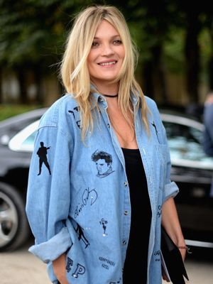 Kate Moss Is Betting THIS Model Will Be Big