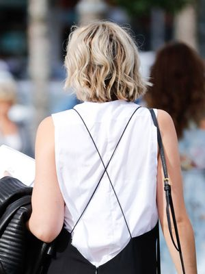 The Slip Dress That Always Sells Out Just Got Revamped