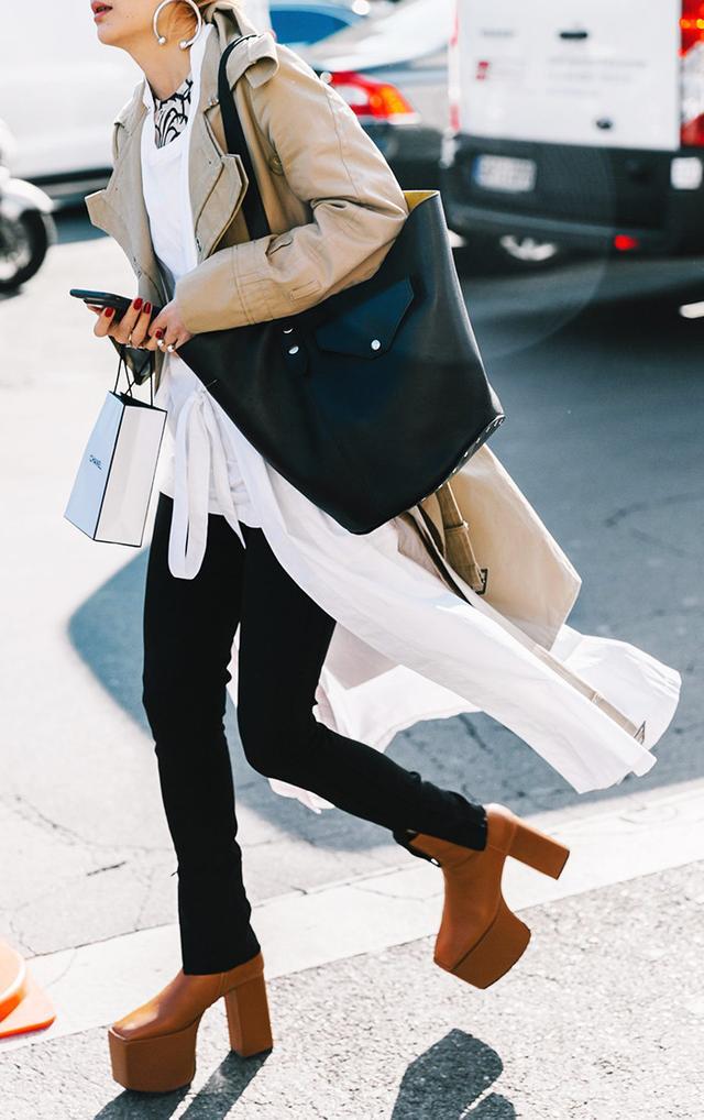 The 5 shoe trends everyone wore in paris whowhatwear