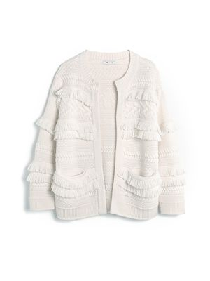 Must-Have: Fringed Cardigan