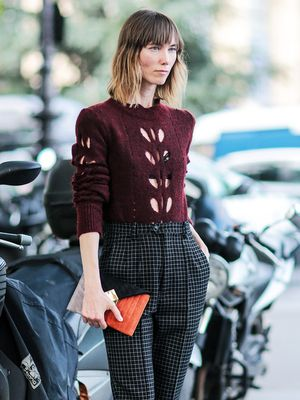 The Sweater Trend You Probably Shouldn't Wear to the Office