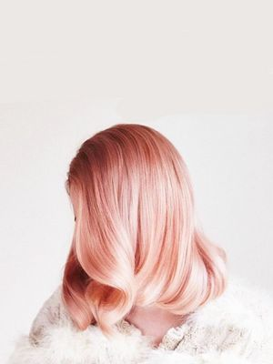The Brunette Version of Rose Gold Is Ridiculously Pretty