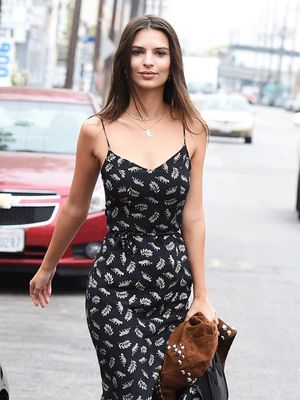 Emily Ratajkowski Weighs In on This So-Called Fashion Faux Pas