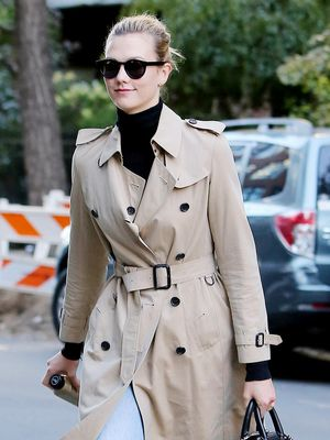This Is the 2016 Way to Wear a Trench Coat
