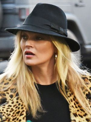 Here's How Kate Moss Wears Fall's It Sweater
