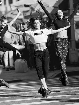 Meet the Fierce Ballerinas From Puma's New Campaign
