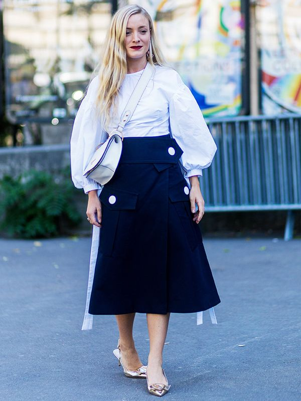 11 Petite Style Tips From Fashion Girls Who Are Actually