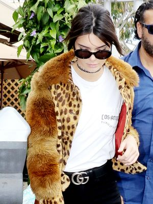 Forget Skinnies—Kendall Jenner Just Wore These Instead