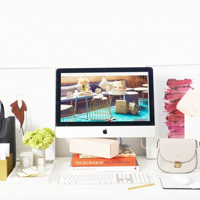 How to Style Your Desk Like the Ones You See on Instagram
