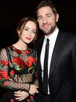 Tour John Krasinski and Emily Blunt's Charming Brooklyn Townhouse