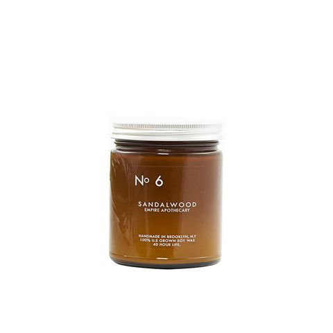 No.6 Sandalwood Candle