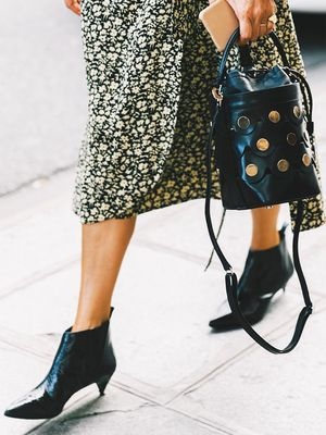 These Are the Ankle Boots Everyone Wants, According to Pinterest