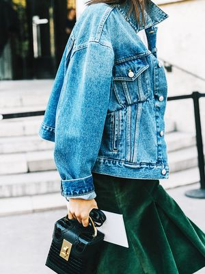 The Fabric Trend That's Everywhere (Besides Velvet)