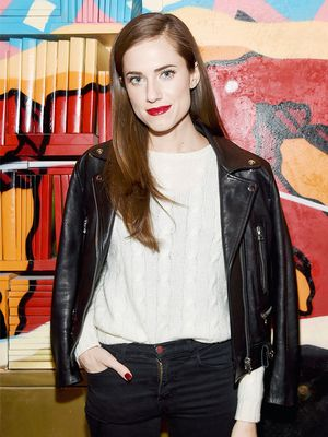 The Denim Trend Allison Williams Never Wants to See Again