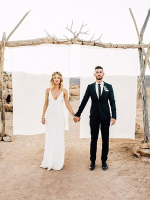 One Dress, 3 Real Brides—See How They Styled It Differently